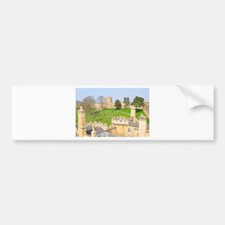 Castelo de Lincon Adesivo Para Carro