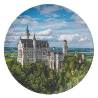 Castelo de Neuschwanstein - Baviera - Alemanha Louças De Jantar