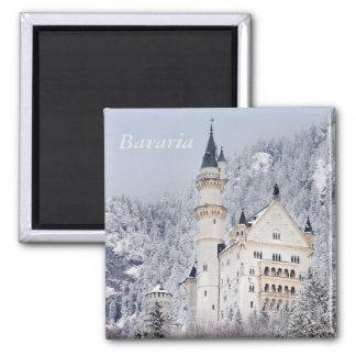Castelo de Neuschwanstein Imã