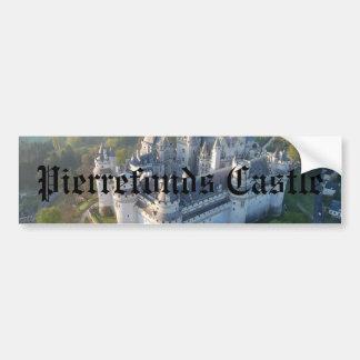 Castelo de Pierrefonds Adesivo Para Carro