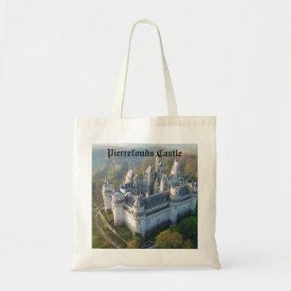 Castelo de Pierrefonds Sacola Tote Budget