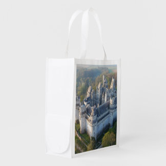 Castelo de Pierrefonds Sacolas Ecológicas