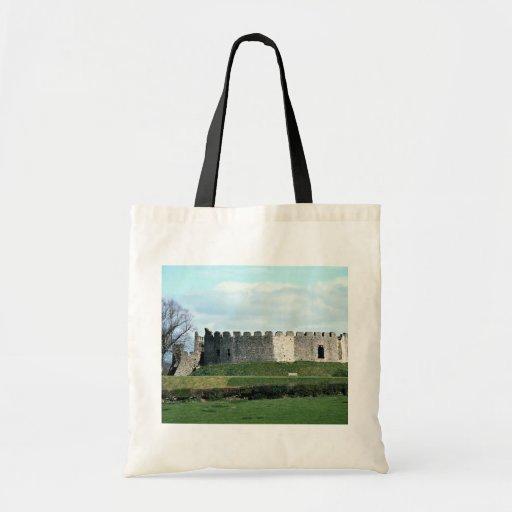 Castelo de Restormel no Riviera Cornish Bolsa