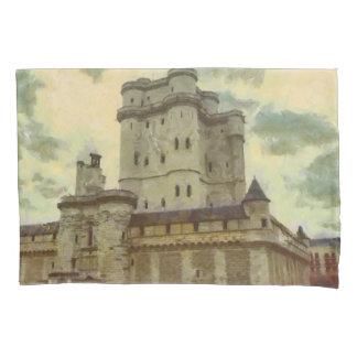 Castelo de Vincennes, pintura de Paris