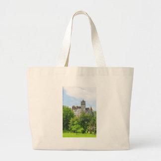Castelo do farelo, Romania Sacola Tote Jumbo
