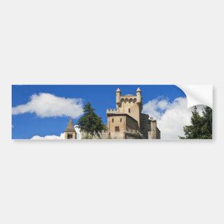 Castelo do Saint Pierre Adesivo Para Carro