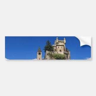 Castelo do Saint Pierre, Italia Adesivo Para Carro