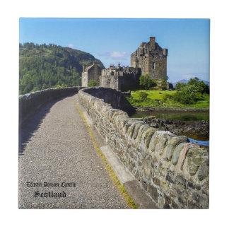 Castelo do Scottish de Eilean Donan