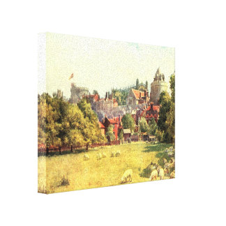 Castelo dos campos, Berkshire de Windor,