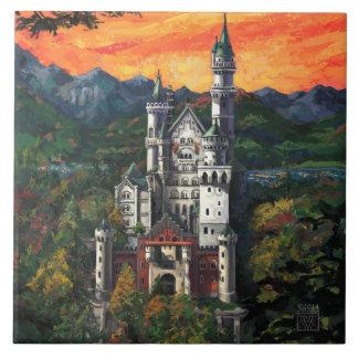 Castelo Schloss Neuschwanstein