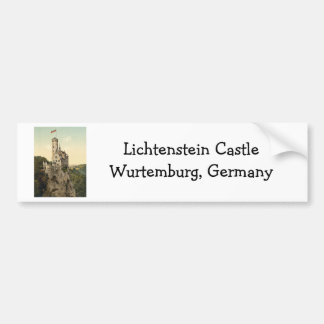 Castelo Wurtemburg de Lichtenstein, Alemanha Adesivo Para Carro