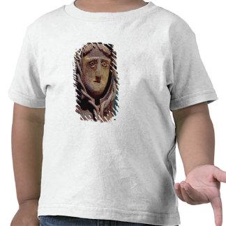 Castiçal com uma figura de Jesus T-shirt