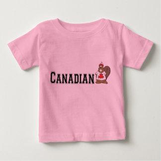 Castor canadense engraçado t-shirt