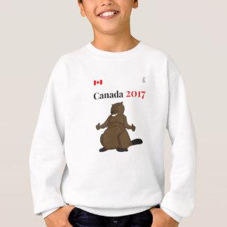 Castor de Canadá 150 em 2017 Agasalho