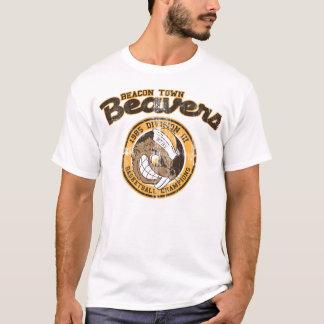 castores da cidade da baliza dos bths camiseta