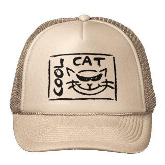 CAT LEGAL chapéu Bones