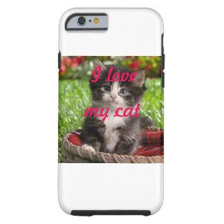 cat&phone capa tough para iPhone 6