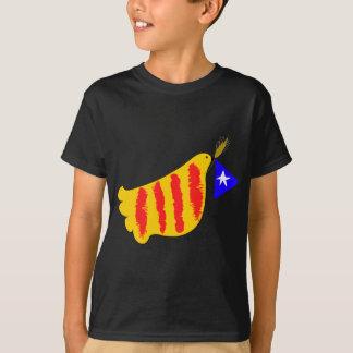 Catalonia patriótico, llibertat de Catalunya Camiseta