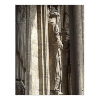Catedral de Chartres Cartão Postal