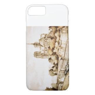 Catedral de Notre Dame do cobrir de IPhone Capa iPhone 7