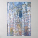 Catedral de Rouen Pôsteres