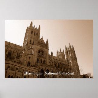 Catedral nacional pôster