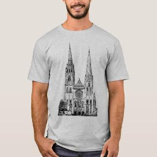 Catedral velha camiseta
