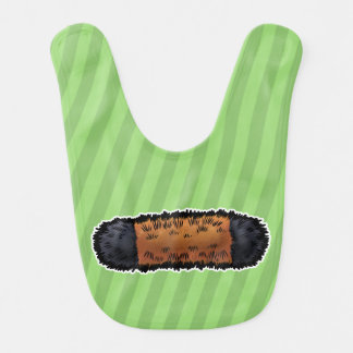 Caterpillar Babador De Bebe