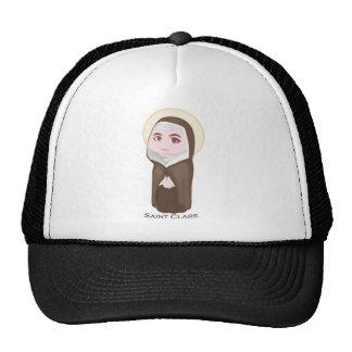 Católico bonito de Clare do santo Boné