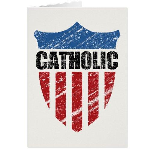 Católico Cartao