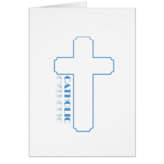 Católico Cartão