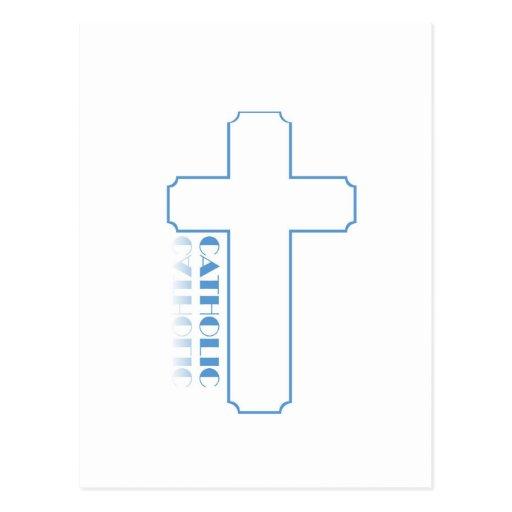 Católico Cartao Postal