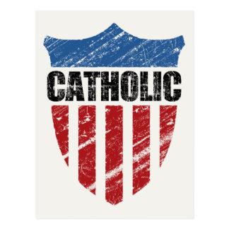 Católico Cartão Postal