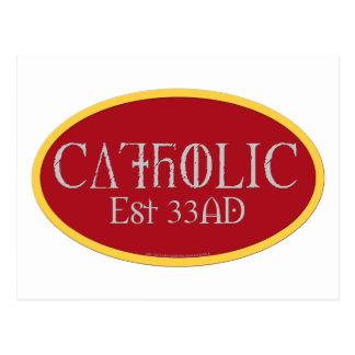 Católico Cartões Postais