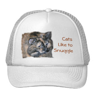 CatsLike SnuggleCap-a personalizar Boné