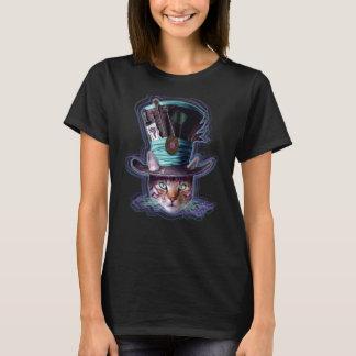 Catter louco camiseta