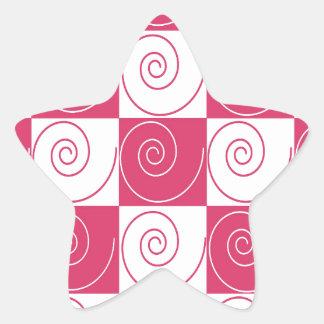 Caudas Mousey cor-de-rosa de Bubblegum Adesito Estrela