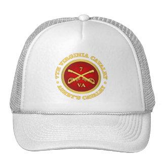 Cavalaria de CSC -7th Virgínia (a cavalaria de Boné