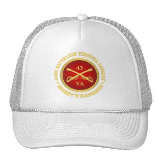 Cavalaria de Virgínia do batalhão de CSC -43rd Boné