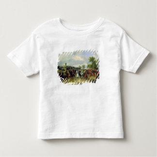 Cavalaria prussiano na expedição, c.19th camiseta infantil