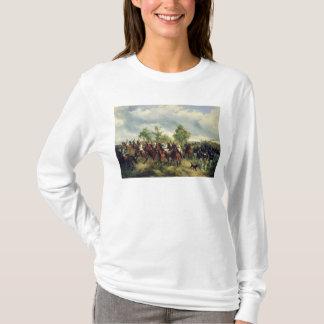 Cavalaria prussiano na expedição camiseta