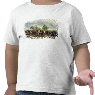 Cavalaria prussiano na expedição t-shirt