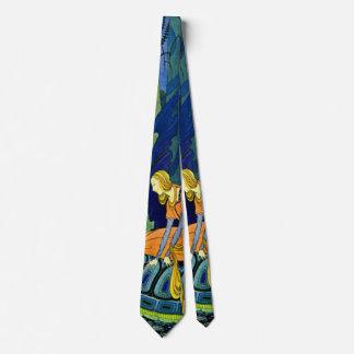 Cavaleiro 1919 da tartaruga gravata