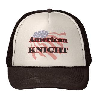 Cavaleiro americano boné