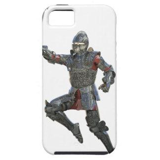 Cavaleiro com Mace que pula à direita Capa Para iPhone 5