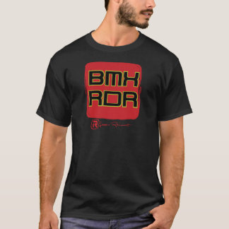 Cavaleiro de BMX Camiseta