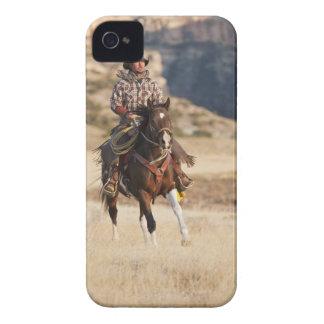 Cavaleiro de Horseback 7 Capas Para iPhone 4 Case-Mate