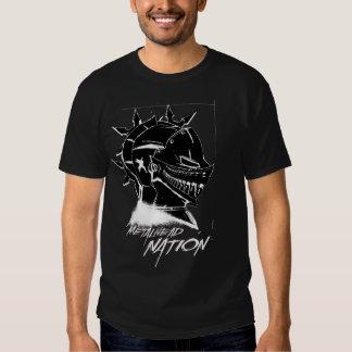 Cavaleiro do demónio de MHN por Conrad Martyn Camisetas