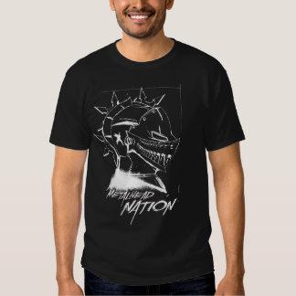 Cavaleiro do demónio de MHN por Conrad Martyn Tshirts