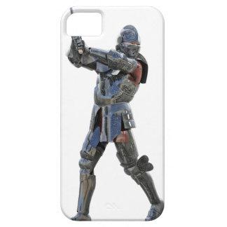 Cavaleiro que anda à direita com mace capa barely there para iPhone 5